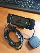 Logitech B910 HD Webcam - Carl Zeiss USB 2.0 with Lens cover - similar to C920