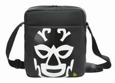 PatSaysNow Carrier Kananga Tasche Bag Schwarz für Archos Access 101 3G