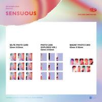 SF9 - 5TH MINI ALBUM SENSUOUS EXPLODED VER. SELFIE CARD, MAGNET CARD, PHOTO CARD