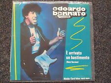 Edoardo Bennato - E arrivato un bastimento (New Version) 12'' Disco Vinyl