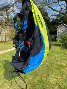 Paraglider Harness