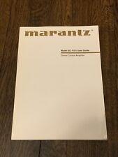 ORIGINAL Marantz SC11S1 Amplifier Owners Manual GENUINE OEM