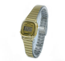 -Casio LA670WGA-9D Digital Watch Brand New & 100% Authentic