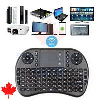 Android TV Box Mini Wireless Remote Control Keyboard for Smart TV KODI XBMC PS4