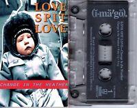 Love Spit Love Change In The Weather 1994 Cassette Tape Single Pop Dance Rock