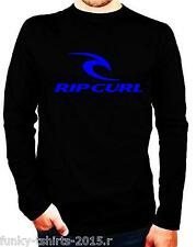 CAMISETA MANGA LARGA  RIPCURL,QUIKSILVER,ELEMENTS, ION
