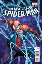 AMAZING SPIDER-MAN #1 RAMOS VARIANT 1:50 MARVEL COMICS 2015 NM