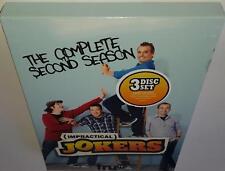 IMPRACTICAL JOKERS COMPLETE SEASON 2 BRAND NEW SEALED R1 DVD