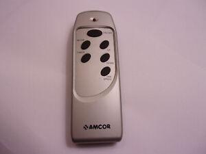 Amcor Fan Remote Control RCNN240