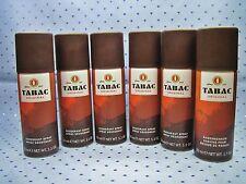 ## TOP, TABAC ORIGINAL, 6 x 50 ml Deo Spray, insg. 300 ml, neu