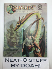 SHADIS • Roleplaying Fantasy Games Magazine #10 • Arena of Death Module • 1993