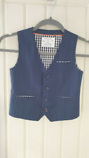 Boys next waist coat age 4/5