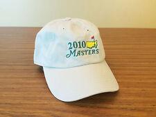 2010 Masters Golf Cap Khaki American Needle