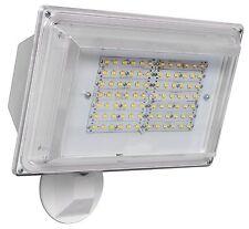 42 Watt LED Security Light with Photocell Sensor - 4000K Cool White, 120V