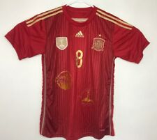 Adidas Adizero M RFCF FIFA Champions Soccer Spain Dutch Mafia Jersey Red A26