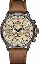 SWISS MILITARY HANOWA AVIO LINE ARROW CHRONO REF 6-4224.30.002