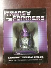 Transformers Galvatron Mini Head Replica Diamond Select NEW