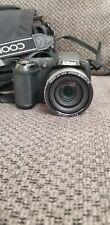Nikon COOLPIX L320 16.1MP Digital Camera w/ 2gb Sd Card and case