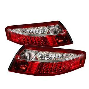 LED Tail Lights Clear for 1998-2005 PORSCHE CARRERA 911 996