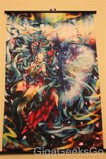 Anime Wall scroll Vocaloid Hatsune Miku Mega Sized Scroll