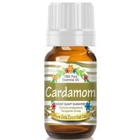 Cardamom Essential Oil (100% Pure, Natural, UNDILUTED) 10ml