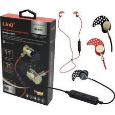 Cuffie Auricolari Stereo Bluetooth Wireless + Sport Musica Chiamate Linq R6380