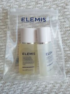 Elemis duo nourishing omega rich cleansing oil smart cleanse micellar water