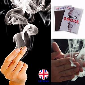 Hell's Smoke Close Up Street Magic Trick - UK Stock