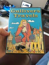Gulliver's Travels - DVD - Animated - New Sealed