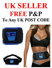 MALE / FEMALE ABS Gymnic Toning Belt Body Abdominal Muscle Exercise Weight Loss