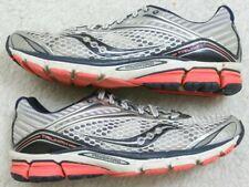 Running Shoes 10 Ten White Gray & Blue Athletic 42 European Saucony Triumph 11