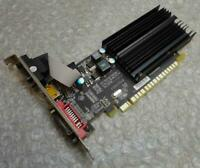 Genuine 1GB XFX HD-545X-ZC HD5450 HDMI DVI VGA PCI-e Graphics Card