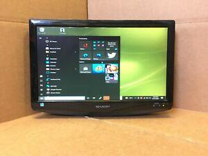 "Sharp Image AQUOS LC-19SB24U 19"" 720p HD LCD Television"