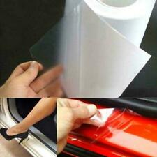 Auto klar transparent schutzfolie vinyl wraps auto aufkleber protector body D4I4