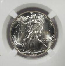 1941-P Silver Walking Liberty Half Dollar NGC MS64 Coin AI937