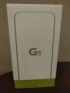 LG G5 LS992 - 32GB - SILVER (Sprint) Smartphone - BRAND NEW !!!