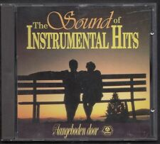 THE SOUND OF INSTRUMENTAL HITS 89 PROMO CD KORGIS JOHNNY PEARSON NOVA APOLLO 1OO