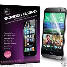 Pack 2 protector de pantalla ✔ Excelente protección contra arañazos ✔ HTC One M8 M8s