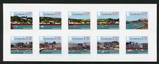 Guernsey 2017 MNH Guernsey Coasts 10v S/A M/S Boats Ships Tourism Stamps