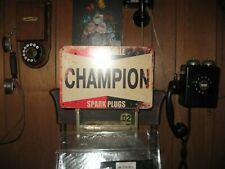 quick access hidden diversion safe disguised as vintage sign stash box man cave
