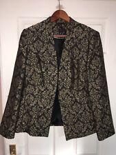 Women M&S embellished blazer size 14