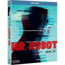 Blu-ray - Mr. Robot - Saison 3 - Rami Malek, Christian Slater, Carly Chaikin, Po