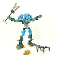 LEGO Bionicle Gali Master of Water Set 70786 Complete No Instructions No Box