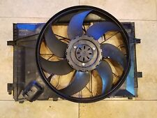 2007-2013 Mercedes Benz. E-class original Radiator Electric Fan (used,perfect co