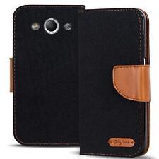 Schutzhülle Samsung Galaxy XCover Etui 3 Hülle Flip Case Handy Tasche Klapphülle