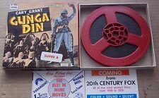Super 8 Home Movies - Cary Grant in GUNGA DIN - Ken Films 244