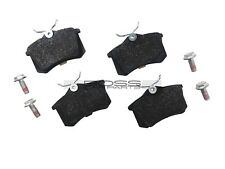 SKODA OCTAVIA ESTATE 1U5 1998-2010 REAR BRAKE PADS 1.9TDI 1.9SDI BS0986461769
