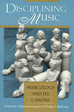NEW Disciplining Music: Musicology and Its Canons