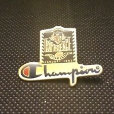 SUPER BOWL XXVII  /NFL EXPERIENCE 1993  SPONSOR  COLLECTORS PIN-  CHAMPION