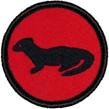 Cool Boy Scout Patrol Patch! - #736R The Retro Otter Patrol!